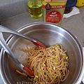 涼拌黃豆芽