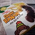 冷凍香蕉巧克力