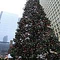 很虛的聖誕樹