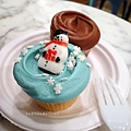 聖誕限定杯子蛋糕