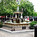 Giddings Square Fountain