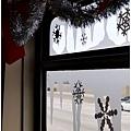 彩帶和雪花也是聖誕標誌
