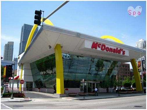麥當勞50週年紀念店