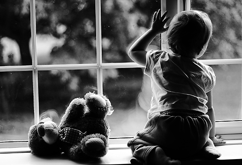 At_The_Window_by_larafairie