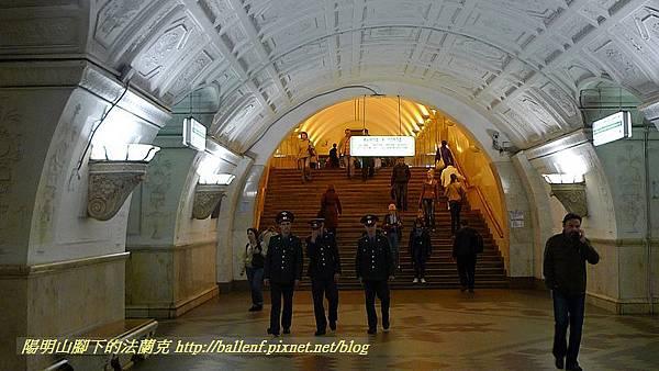 P1290033-莫斯科地鐵站-白俄羅斯站1952