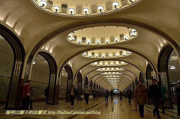 P1290064-莫斯科地鐵站-馬雅可夫斯基站 1936年建