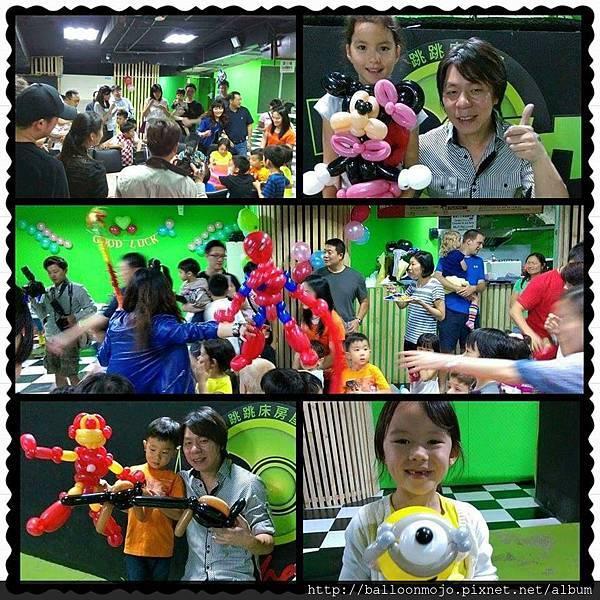 104.05.24-蜘蛛人的體育生日派對