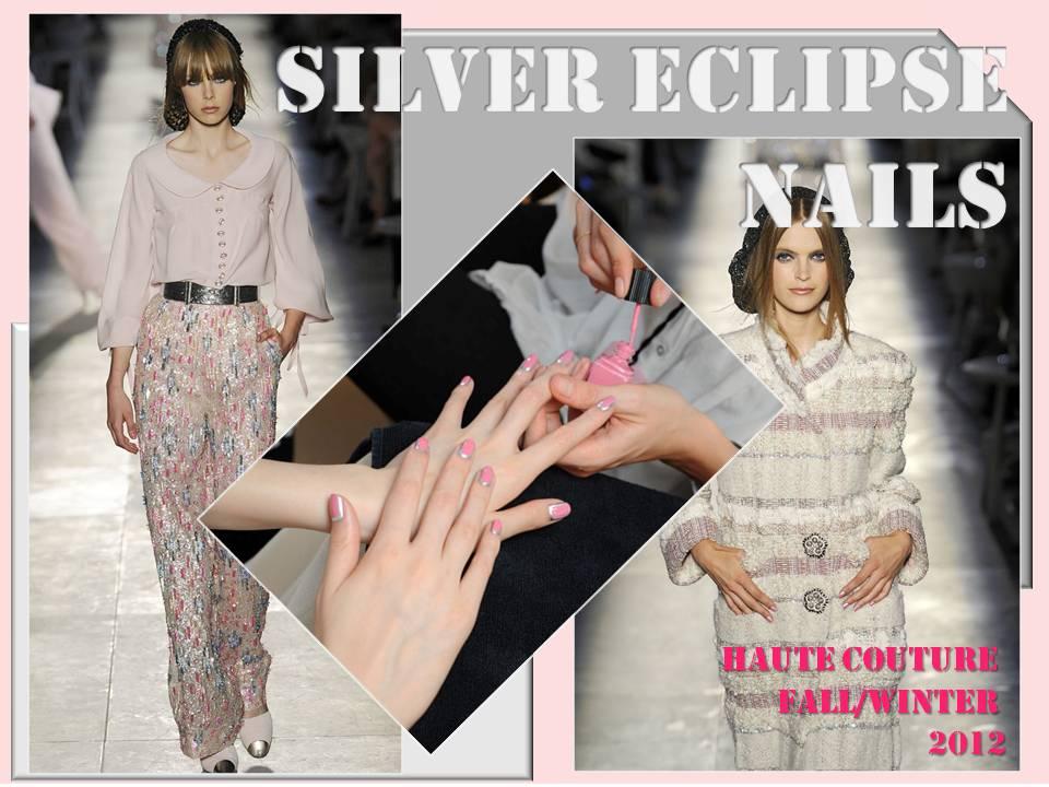 chanel nail 2012F/W