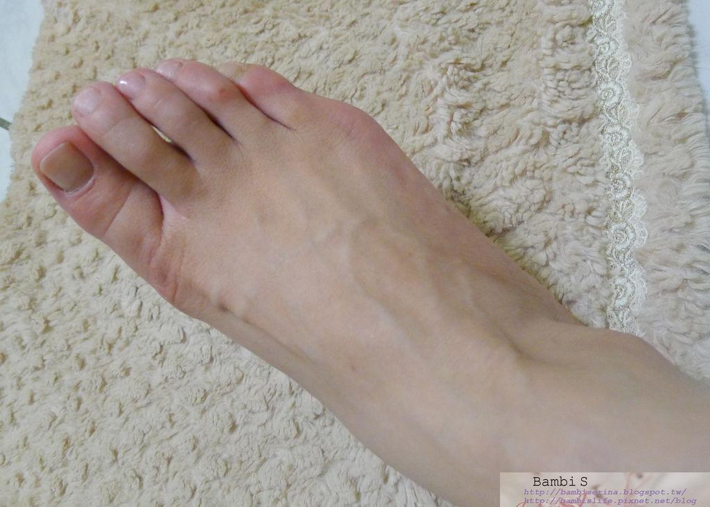 4D立體足膜靴