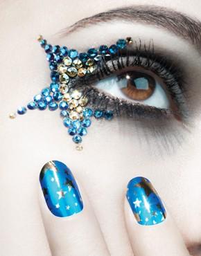 nail-wrap-gold-stars3