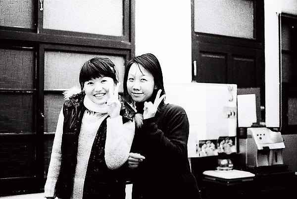 哲維和虹蓉