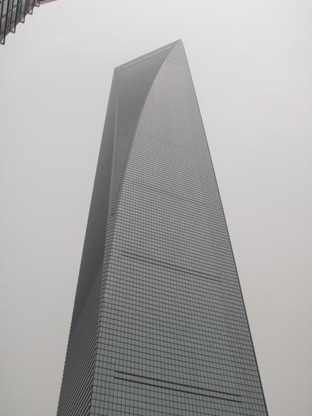 上海最高的建築物 - 上海環球金融中心 SWFC