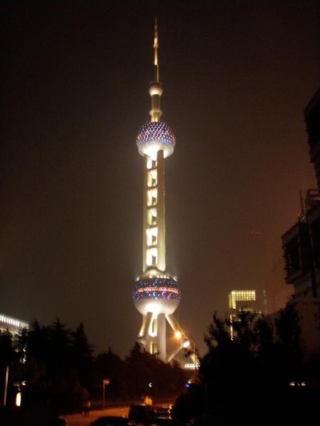 """上海""""東方明珠塔"""""""