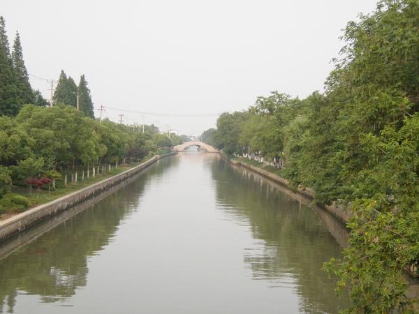 再看看美麗的運河