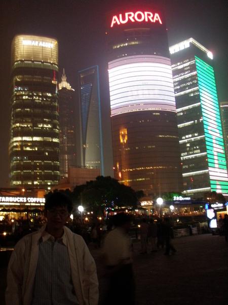 浦東就是高樓多