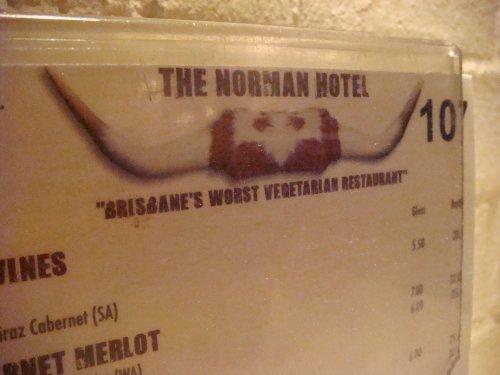 Norman hotel