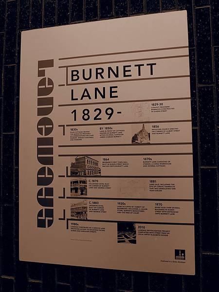Burnett Lane