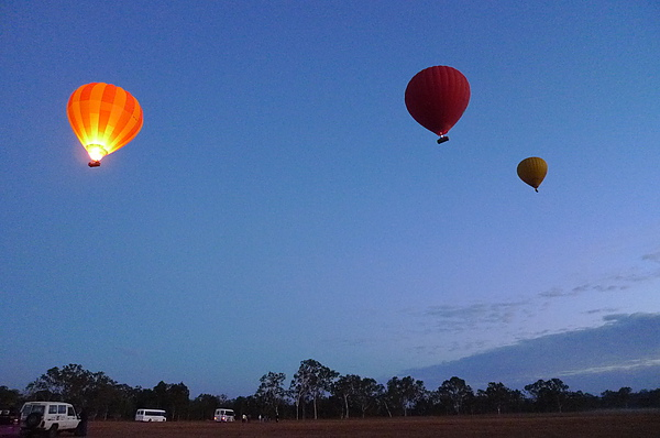 Cairns Hot Air Ballon