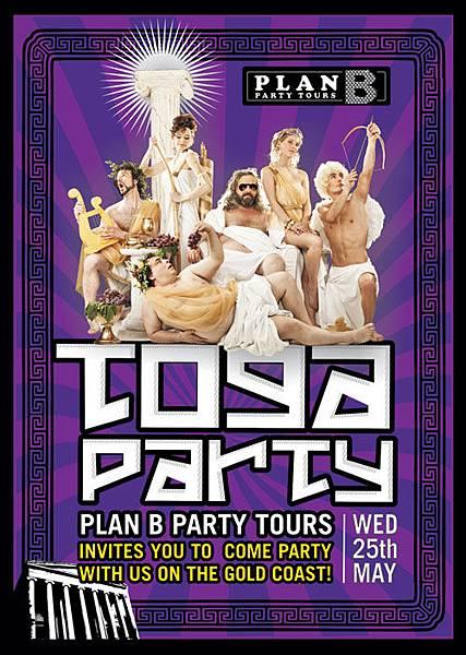 Plan B Party