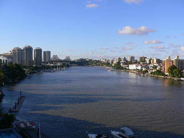 澳洲昆士蘭.布理斯本故事橋