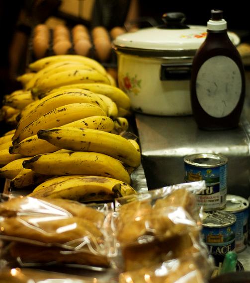 橘象香蕉煎餅加盟