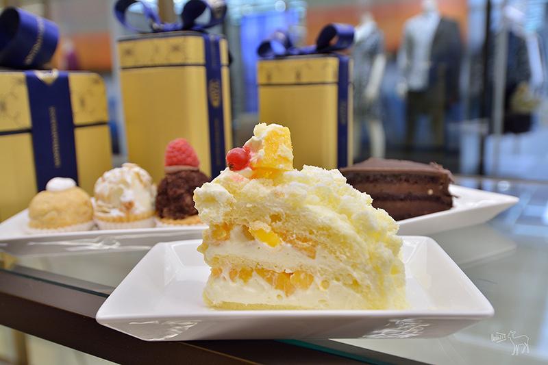 COVA 台灣:義大利米蘭百年甜點蛋糕巧克力 台北微風信義店 捷運市政府站