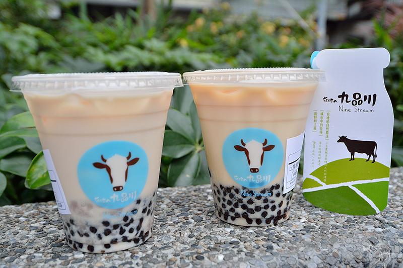 九品川 初鹿鮮乳奶茶:加珍珠不用錢,台北公館台大飲料店