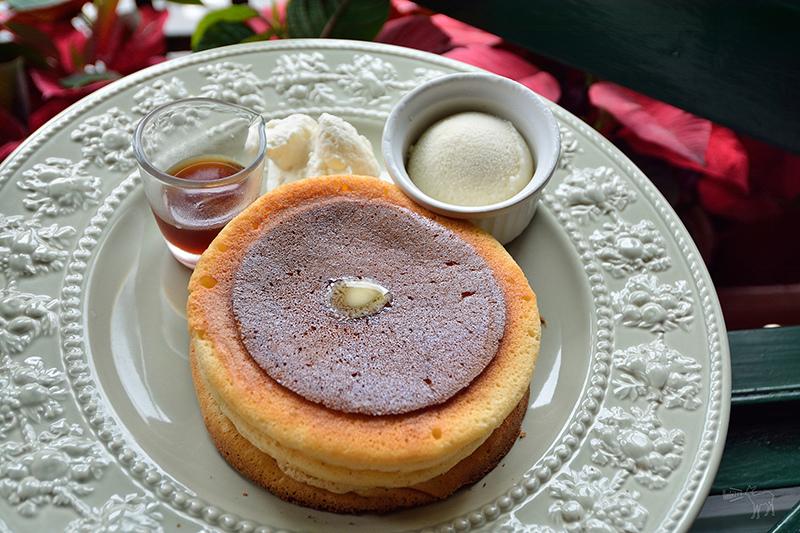 東京紅茶&餐廳KANO:日式終極厚鬆餅,無限續的自由紅茶,台北捷運忠孝新生站下午茶
