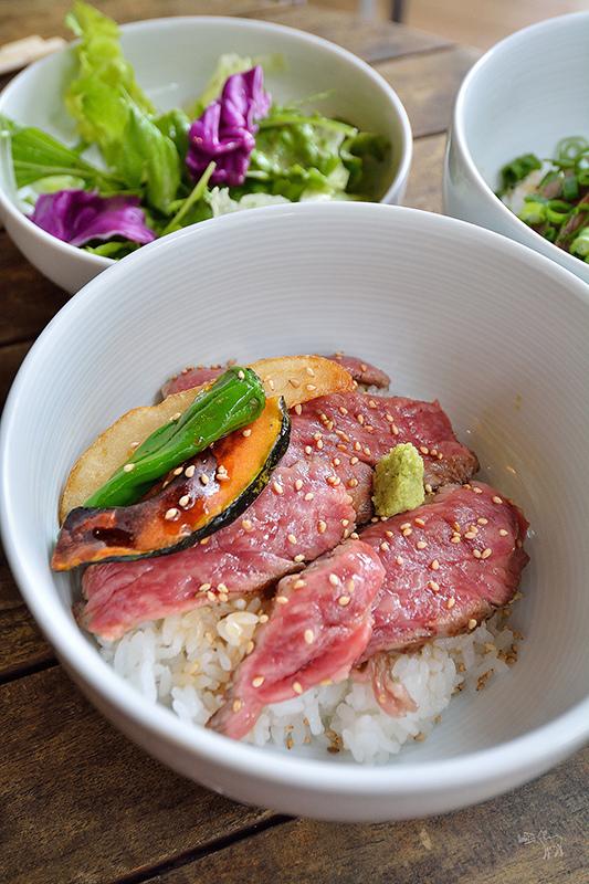 靜岡三島市景點:大社の杜 餐廳與商店購物,おはこや和牛燒肉丼飯,パルモフジ自選配料冰棒