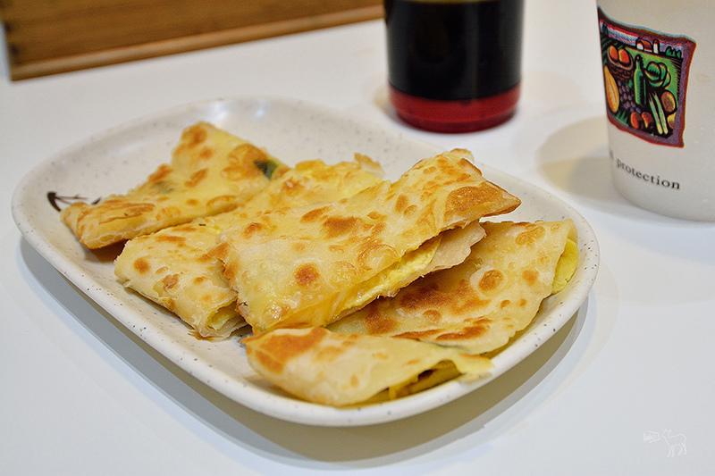 味鼎蛋餅:酥脆牽絲起士蛋餅,台北東區早午餐,捷運忠孝復興站南京復興站美食