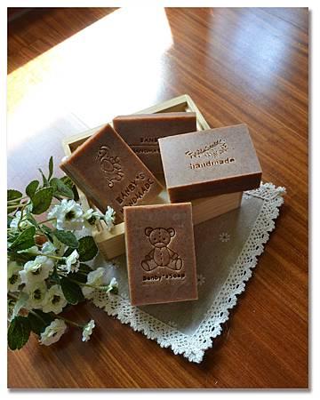 木系檀香滋潤皂