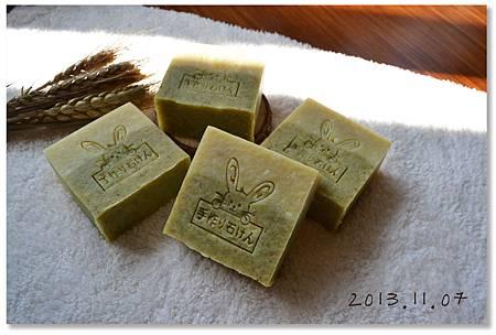 綠豆薏仁燕麥皂