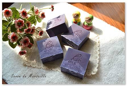 紫草馬賽皂