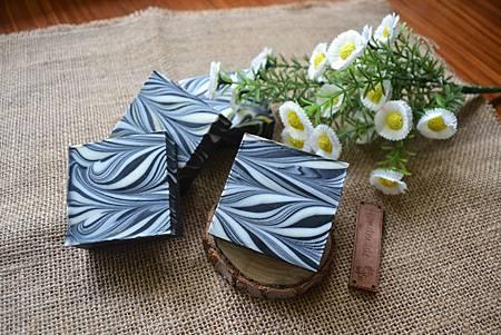 保濕竹炭皂