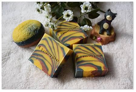 虎紋青礦千層皂