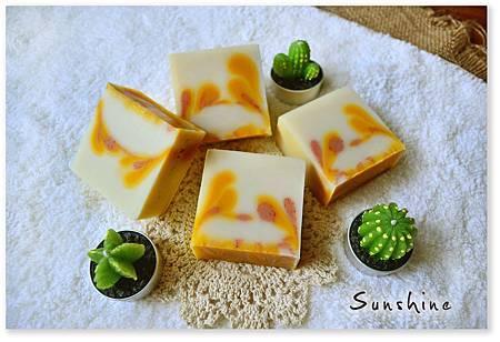 陽光酪梨寶貝皂