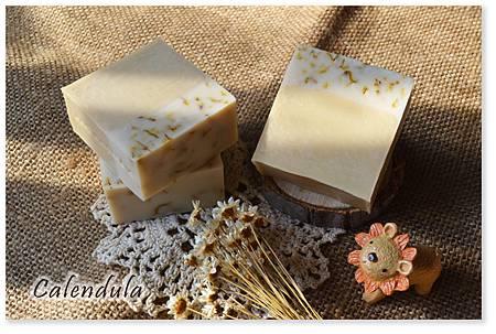 金盞花嫩膚皂