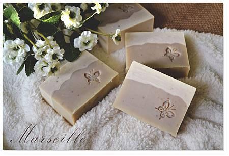 紫草根馬賽皂