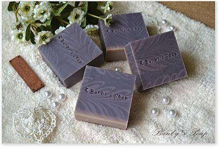 紫草根乳木滋養皂