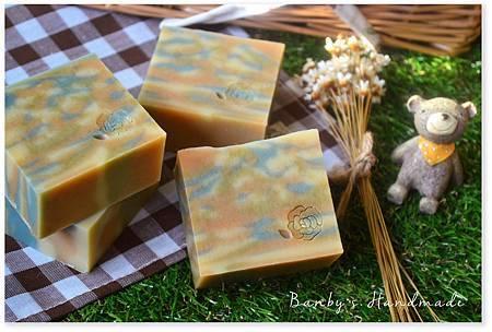 酪梨牛乳潤澤皂