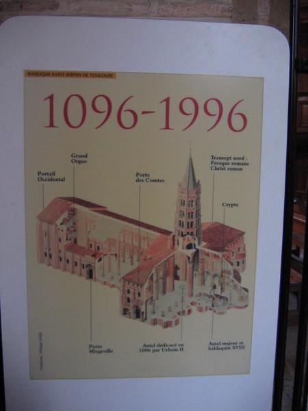 saint-sernin 教堂