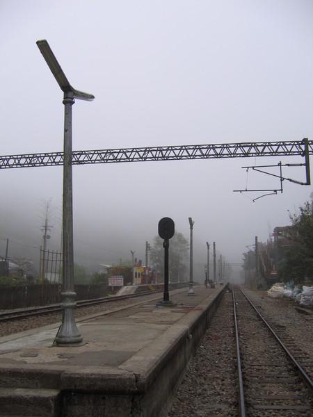 苗栗勝興車站