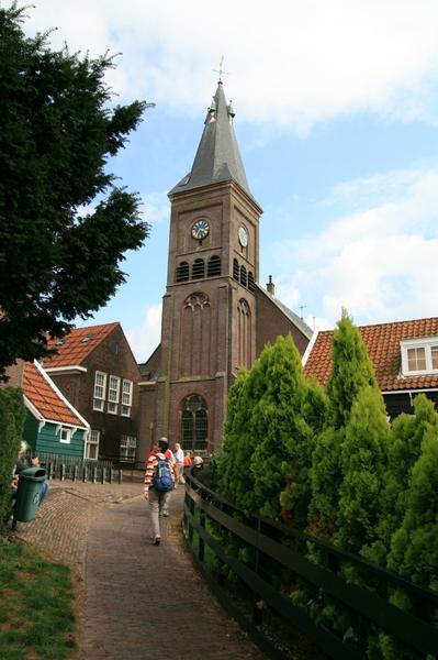 Marken 教堂