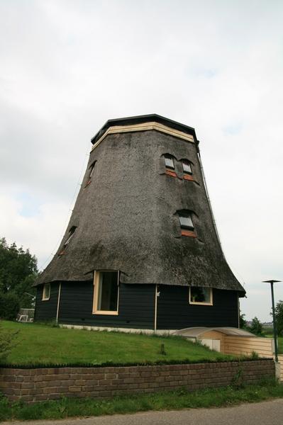 羊角村房子