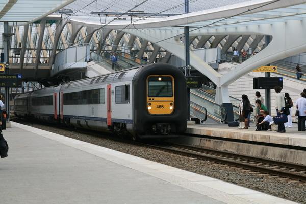 比利時火車