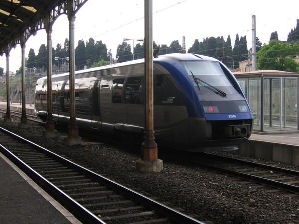 法國-攝於卡卡松尼火車站