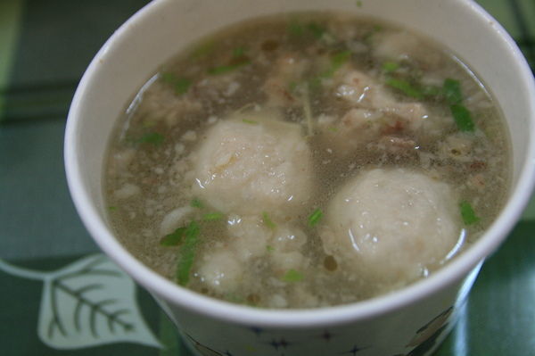 石家魚丸-骨肉魚丸湯