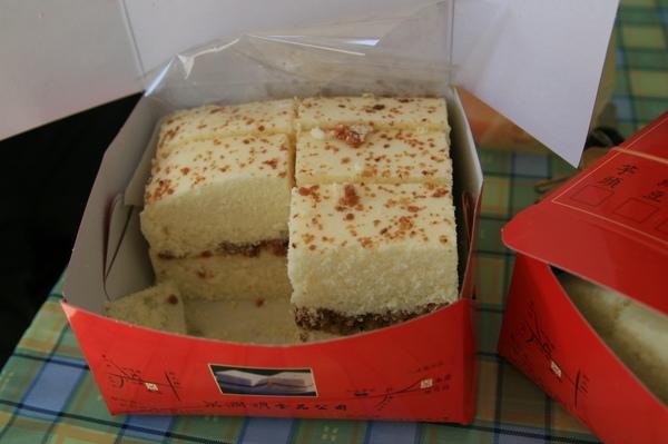 淵明餅舖-水蒸蛋糕