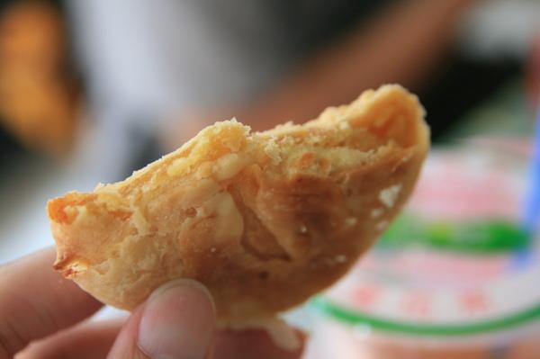 淵明餅舖-蕃薯餅