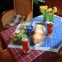 羊角村自製晚餐